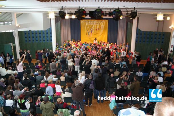 Heddesheim Einschulung HTG Sturm der Eltern 2013 09 14-1-1