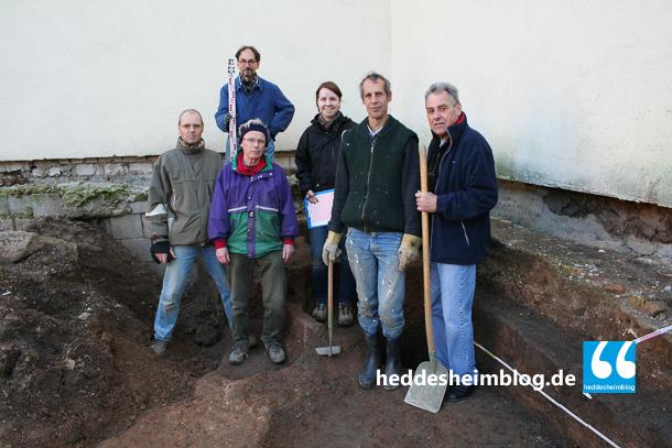 HED Ausgrabungen Oberdorfstrasse 2013 12 17