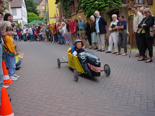 Das Seifenkistenrennen 2011