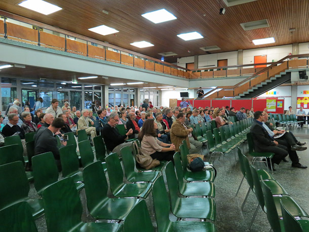 buergerentscheid schule-130912- Hirschberg GMS Infoveranstaltung 2013 09 12