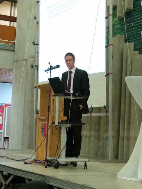 buergerentscheid schule-130912- Hirschberg GMS Infoveranstaltung Manuel Just 2013 09 12