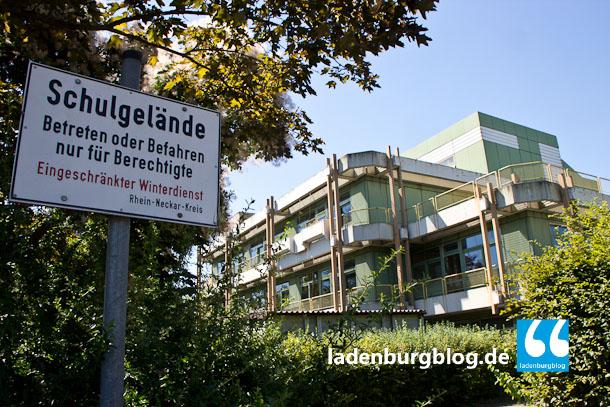 Seit Montag werden die Carl-Benz-Schüler/innen übergangsweise in der Alten Martinsschule unterrichtet.