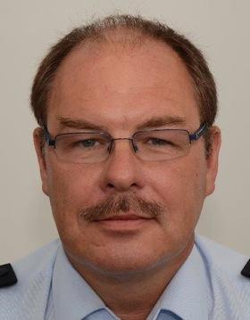 Polizeidirektor <b>Dieter Schäfer</b> setzt auf Deskalation. Foto: Polizei - Schaefer1