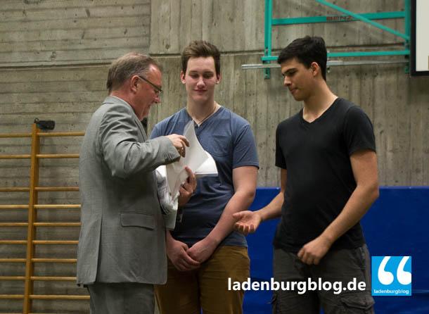 Ladenburg-Sportlerehrung 2014-Lobdengauhalle-Rainer Ziegler-Buergermeister-002-20140404-0088