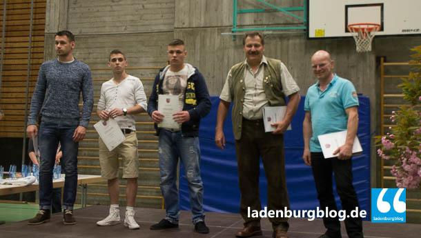 Ladenburg-Sportlerehrung 2014-Lobdengauhalle-Rainer Ziegler-Buergermeister-002-20140404-0210