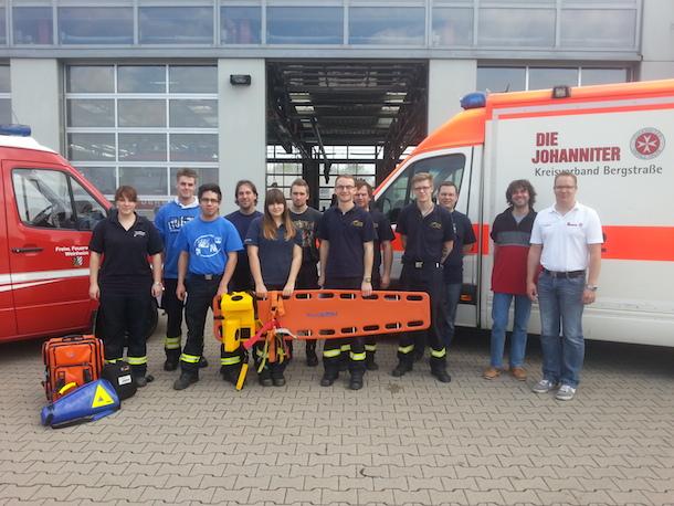 Feuerwehrsanitaeter-Laudenbach-Weinheim-Birkenau-Feuerwehr